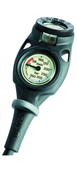 Mares Gauge Mission 2C (Pressure Guage + Compass) Bar