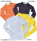 Cocoloa Rashguard Long Sleeves