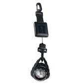 Scubapro FS-2 Compass with Retractor Mount & Retractor