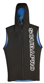 Scubapro Everflex Hooded Vest with Front Zip Lady 3MM