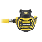 Apeks XTX20 Octopus - Yellow