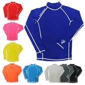 Grush Long Sleeve Rainbow Rash Guard SPF50+