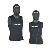 Seac Sub 3.5mm Undervest with Hood Man