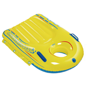 Reef Tourer Snorkeling Boat - Yellow