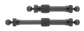 INON Carbon Telescopic Arm SS (209mm - 292mm/8.2in - 11.5in)