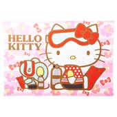 Hello Kitty Microfiber Bath Towel 130x90cm