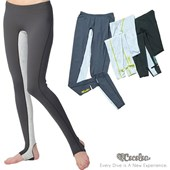 Cocoloa Slim Beach Trenka 2 Legging