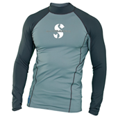 Scubapro T-Flex Long Sleeve Men Graphite UPF80