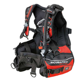 Scubapro Equator BCD - Limited Edition Red