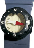 Scubapro C-1 Compass with Wrist Strap Mount