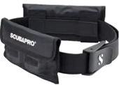 Scubapro Slide Pocket Weight Belt 50mm Bucket