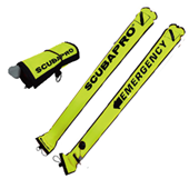 Scubapro Sealed Marker Buoy Nylon Yellow 1.4m
