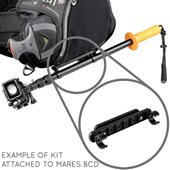 Mares BC Camera Attachment Kit