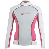 Mares Rash Guard Trilastic Long Sleeves She Dives