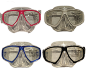 NB Mask Clear Silicon (Prescription lens available)