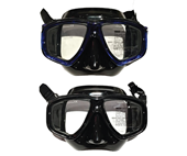 NB Mask Black Silicon (Prescription lens available)