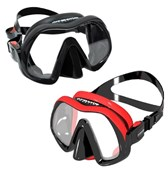 Atomic Venom Frameless Mask - Red