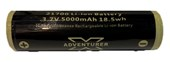 X-Adventurer 21700 Battery for M1800