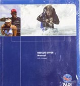 PADI Rescue Diver Manual w/Slate (Chinese)