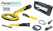 Nokta Pulse Dive Set - Yellow