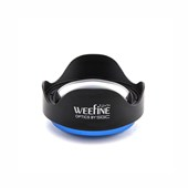 Weefine Wide Angle Lens M52 24mm w/90 degrees for TG Housing (M52)